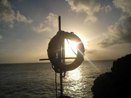 Cae el sol en el Verodal